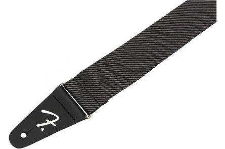 Fender Modern Tweed Strap Gray/Black 2