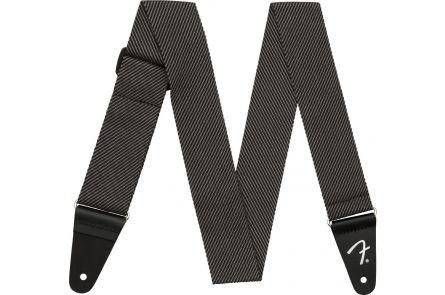 "Fender Modern Tweed Strap Gray/Black 2"""