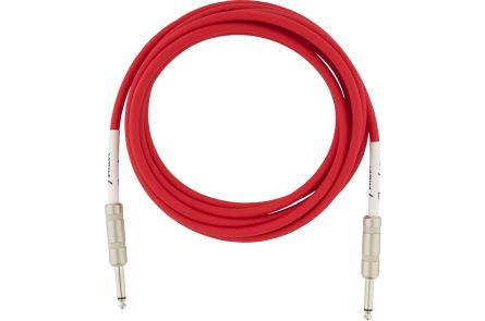 Fender Original Series Instrument Cable - 10' - Fiesta Red