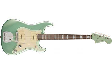 Fender Parallel Universe II Jazz Strat RW - Mystic Surf Green