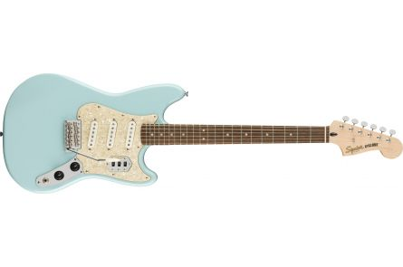 Fender Paranormal Cyclone LRL Daphne Blue