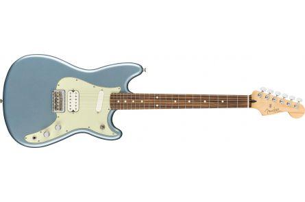 Fender Player Duo-Sonic HS - Pau Ferro Fingerboard - Ice Blue Metallic