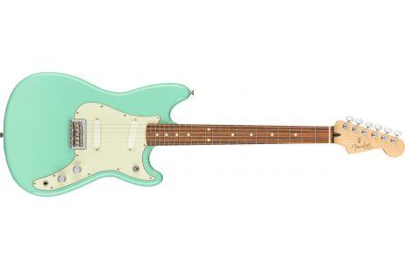 Fender Player Duo Sonic - Pau Ferro Fingerboard - Seafoam Green