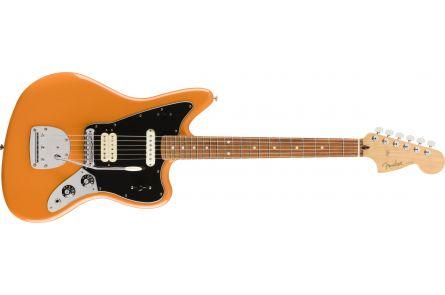 Fender Player Jaguar - Pau Ferro Fingerboard - Capri Orange