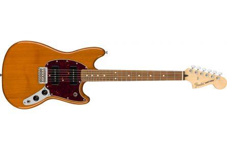 Fender Player Mustang 90 - Pau Ferro Fingerboard - Aged Natural