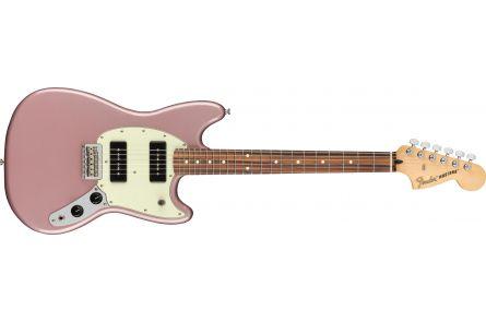 Fender Player Mustang 90 - Pau Ferro Fingerboard - Burgundy Mist Metallic