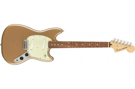 Fender Player Mustang - Pau Ferro Fingerboard - Firemist Gold