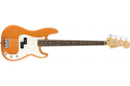 Fender Player Precision Bass - Pau Ferro Fingerboard - Capri Orange