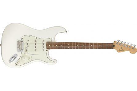 Fender Player Stratocaster - Pau Ferro Fingerboard - Polar White