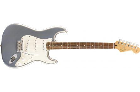 Fender Player Stratocaster - Pau Ferro Fingerboard - Silver