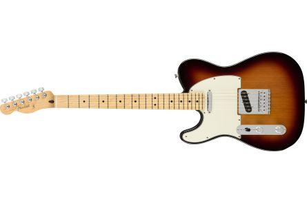 Fender Player Telecaster Left-Handed MN - 3-Color Sunburst
