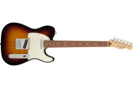 Fender Player Telecaster PF - 3-Color Sunburst