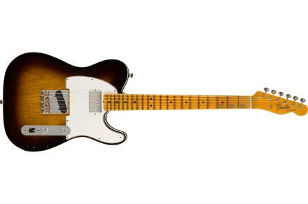 Fender Postmodern Telecaster Journeyman Relic with Closet Classic Hardware MN Wide-Fade 2-Color Sunburst
