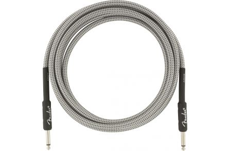 Fender Professional Series Instrument Cable - 10' - White Tweed