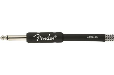 Fender Professional Series Instrument Cable - 15' - Gray Tweed