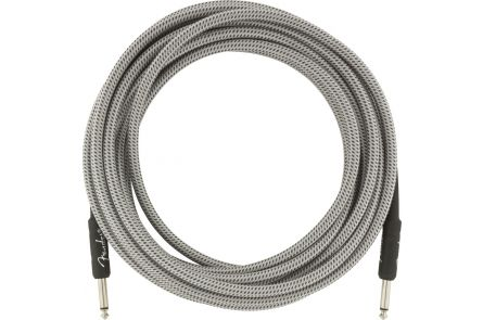 Fender Professional Series Instrument Cable - 18.6' - White Tweed