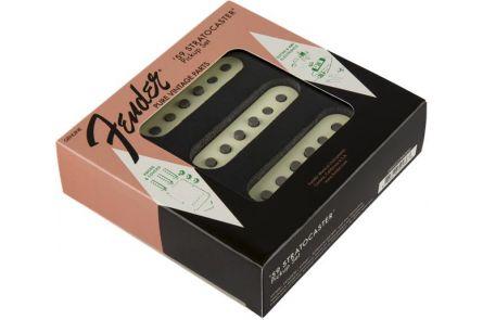 Fender Pure Vintage '59 Strat Pickup Set - Vintage White (3)
