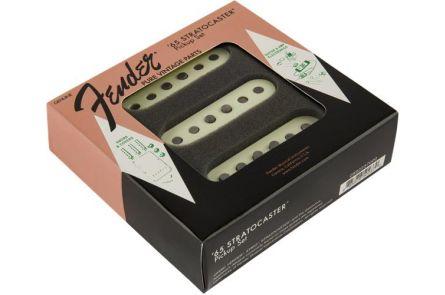 Fender Pure Vintage '65 Strat Pickup Set - Vintage White (3)