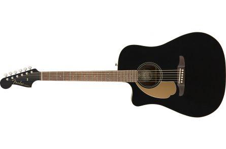 Fender Redondo Player LH - Walnut Fingerboard - Jetty Black