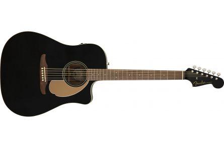Fender Redondo Player - Walnut Fingerboard - Jetty Black