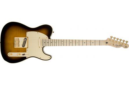 Fender Richie Kotzen Telecaster MN - Brown Sunburst