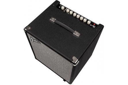 Fender Rumble 100 (V3) - Black/Silver