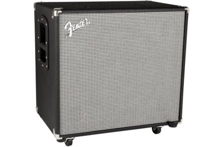Fender Rumble 115 Cabinet (V3) - Black/Silver