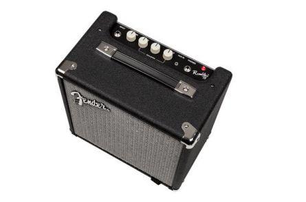 Fender Rumble 15 (V3) - Black/Silver