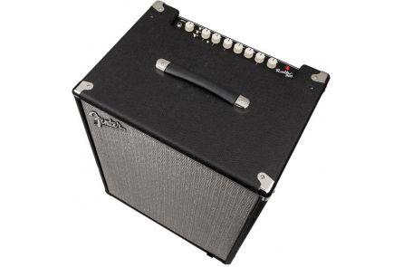 Fender Rumble 500 (V3) - Black/Silver