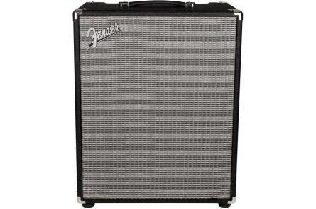 Fender Rumble 200 (V3) - Black/Silver
