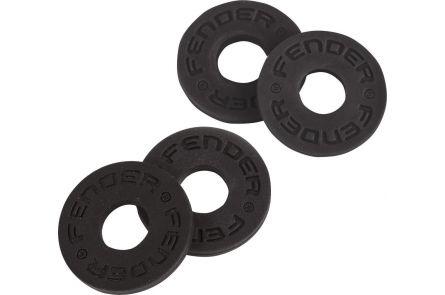 Fender Strap Blocks 4-Pack - Black