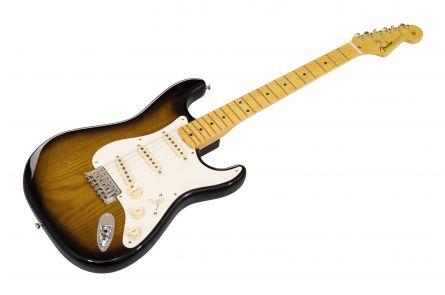 "Fender USA Stories Collection Eric Johnson 1954 ""Virginia"" Stratocaster MN - 2-Color Sunburst"