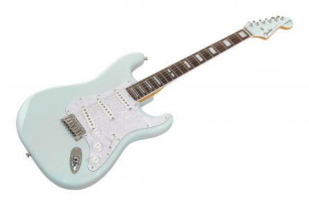 Fender Kenny Wayne Shepherd Stratocaster RW - Transparent Faded Sonic Blue