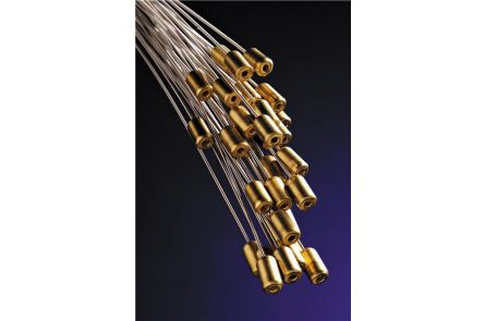Fender Super Bullet Strings - Nickel Plated Steel - Bullet End - 3250R Gauges .010-.046 - (6)