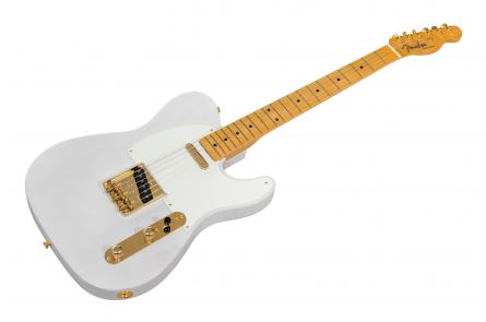 Fender American Original 50s Telecaster MN - White Blonde - Limited Edition