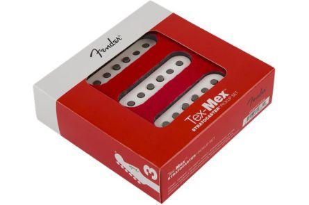 Fender Tex-Mex Strat Pickups - (3)