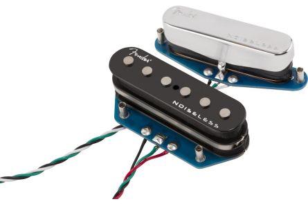 Fender Ultra Noiseless Vintage Telecaster Pickup Set