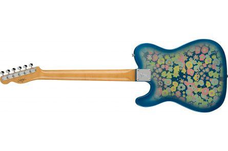 Fender Vintage Custom '68 Telecaster NOS MN - Blue Flower