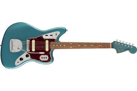 Fender Vintera '60s Jaguar - Pau Ferro Fingerboard - Ocean Turquoise