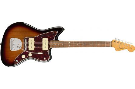 Fender Vintera '60s Jazzmaster Modified - Pau Ferro Fingerboard - 3-Color Sunburst