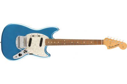 Fender Vintera '60s Mustang - Pau Ferro Fingerboard - Lake Placid Blue