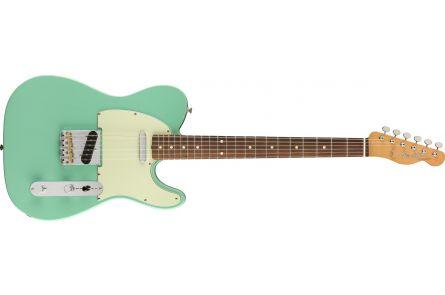 Fender Vintera '60s Telecaster Modified - Pau Ferro Fingerboard - Seafoam Green