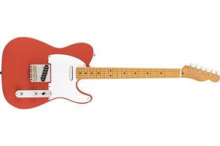 Fender Vintera '50s Telecaster MN - Fiesta Red