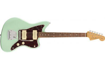 Fender Vintera '60s Jazzmaster Modified - Pau Ferro Fingerboard - Surf Green