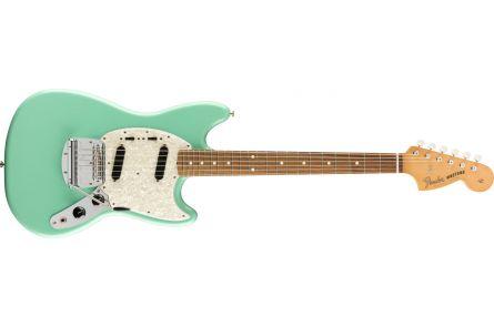 Fender Vintera '60s Mustang - Pau Ferro Fingerboard - Seafoam Green