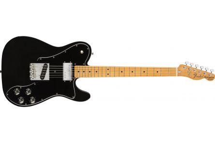 Fender Vintera '70s Telecaster Custom MN - Black