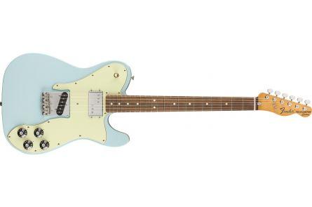 Fender Vintera '70s Telecaster Custom - Pau Ferro Fingerboard - Sonic Blue