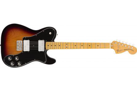 Fender Vintera '70s Telecaster Deluxe MN 3-Color Sunburst