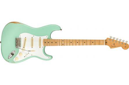 Fender Vintera Road Worn '50s Stratocaster MN Surf Green