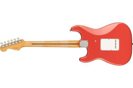 Fender Vintera Road Worn '50s Stratocaster MN Fiesta Red